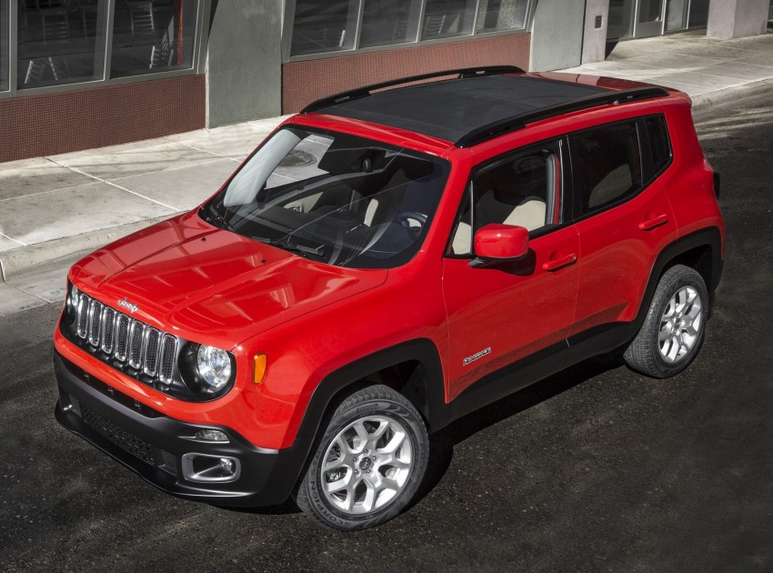 Jeep Renegade – like a Jeep, but not as we know it Image #233074