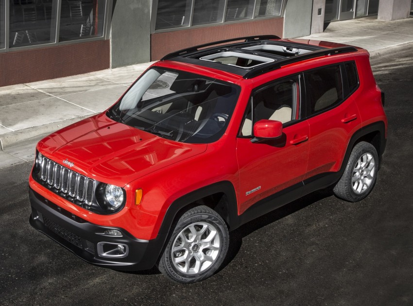 Jeep Renegade – like a Jeep, but not as we know it Image #233053