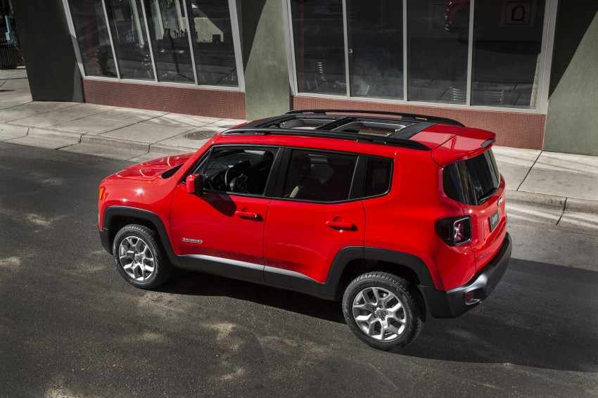Jeep Renegade – like a Jeep, but not as we know it Image #233054