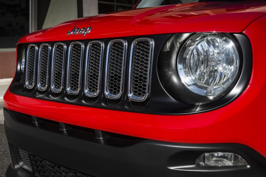 Jeep Renegade – like a Jeep, but not as we know it Image #233059