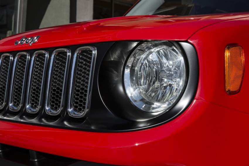 Jeep Renegade – like a Jeep, but not as we know it Image #233060