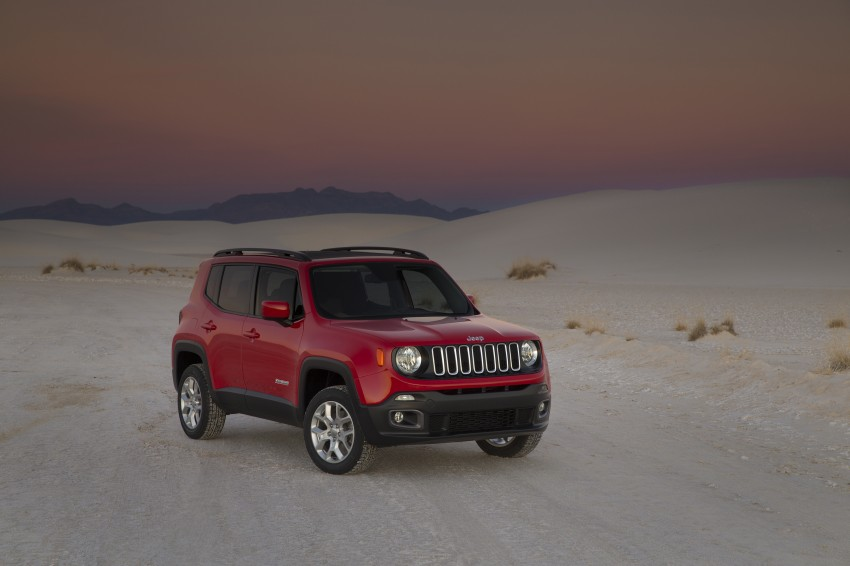 Jeep Renegade – like a Jeep, but not as we know it Image #233062