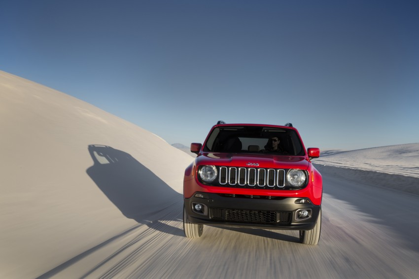 Jeep Renegade – like a Jeep, but not as we know it Image #233063