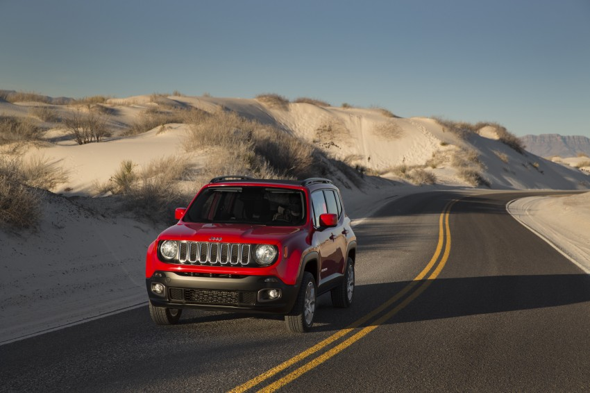 Jeep Renegade – like a Jeep, but not as we know it Image #233029