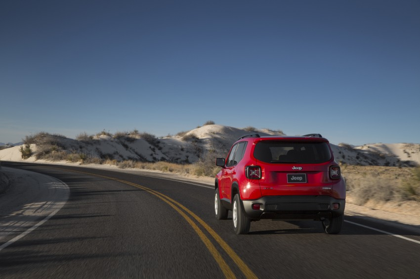 Jeep Renegade – like a Jeep, but not as we know it Image #233030