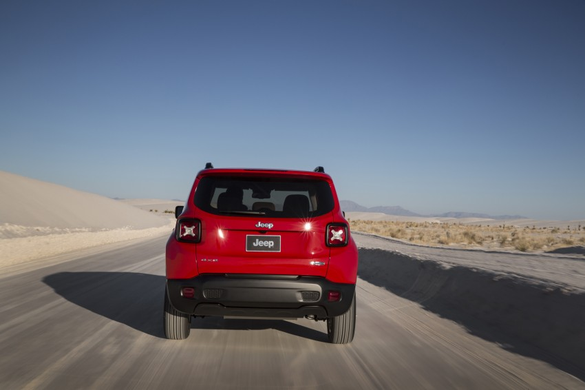 Jeep Renegade – like a Jeep, but not as we know it Image #233031