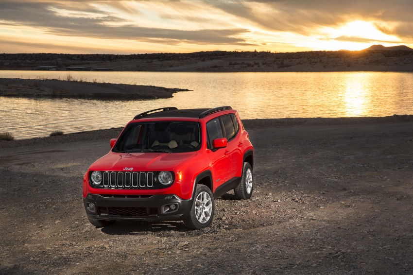 Jeep Renegade – like a Jeep, but not as we know it Image #233032