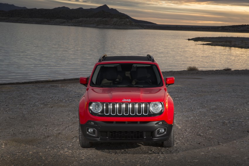Jeep Renegade – like a Jeep, but not as we know it Image #233034