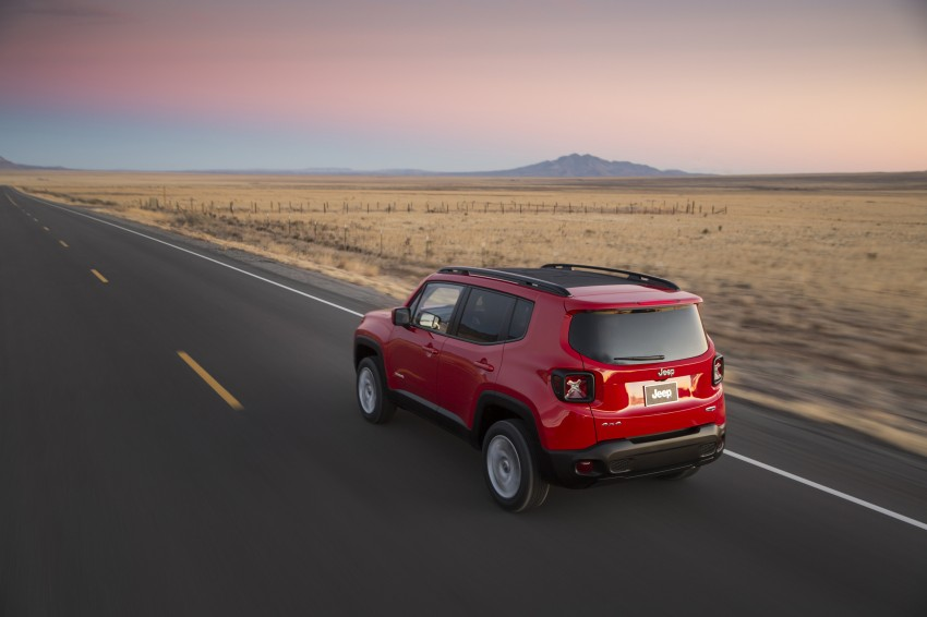 Jeep Renegade – like a Jeep, but not as we know it Image #233036