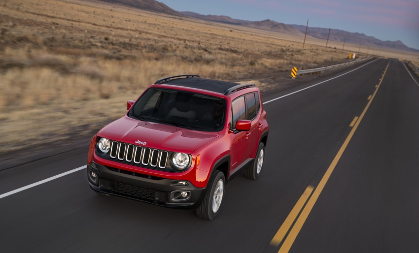 Jeep Renegade – like a Jeep, but not as we know it Image #233039