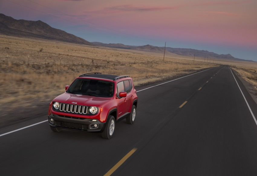 Jeep Renegade – like a Jeep, but not as we know it Image #233040