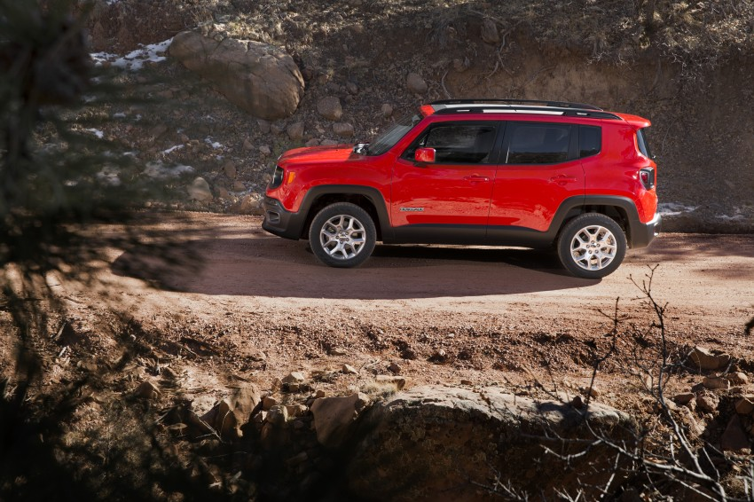 Jeep Renegade – like a Jeep, but not as we know it Image #233041