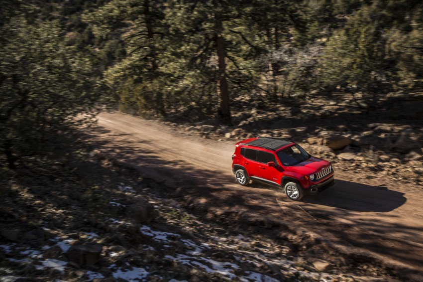 Jeep Renegade – like a Jeep, but not as we know it Image #233046
