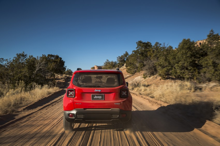 Jeep Renegade – like a Jeep, but not as we know it Image #233047