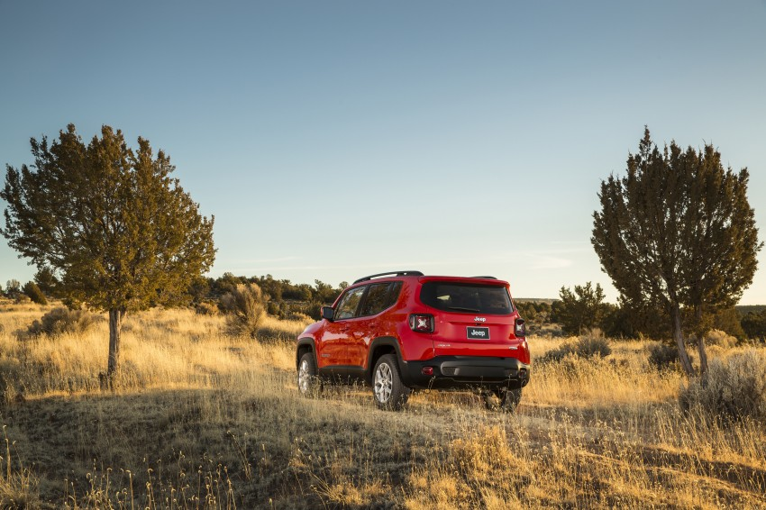 Jeep Renegade – like a Jeep, but not as we know it Image #233048