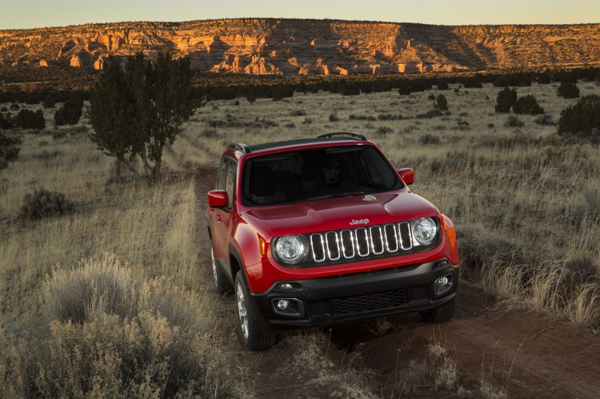 Jeep Renegade – like a Jeep, but not as we know it Image #233050