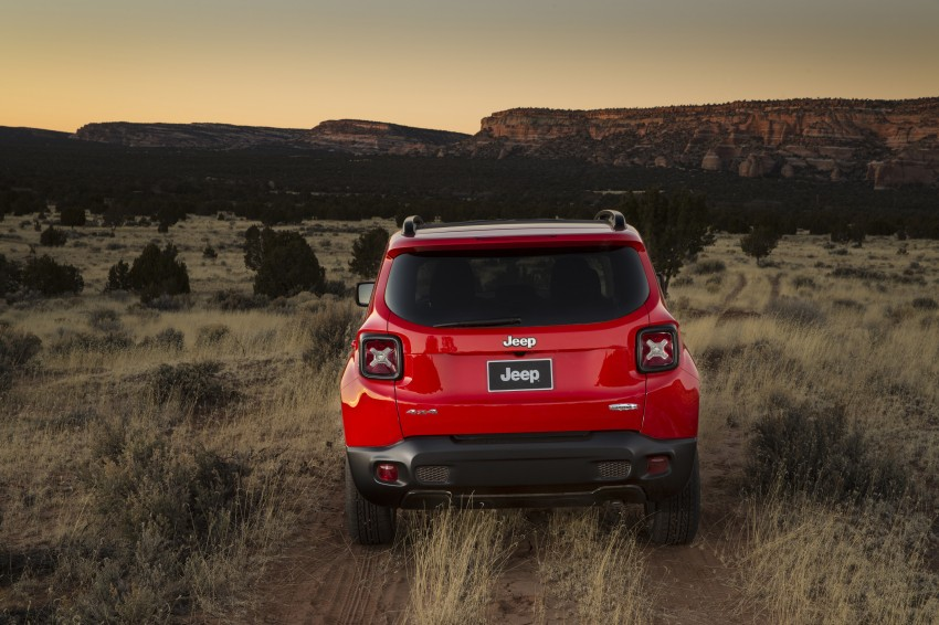 Jeep Renegade – like a Jeep, but not as we know it Image #233051