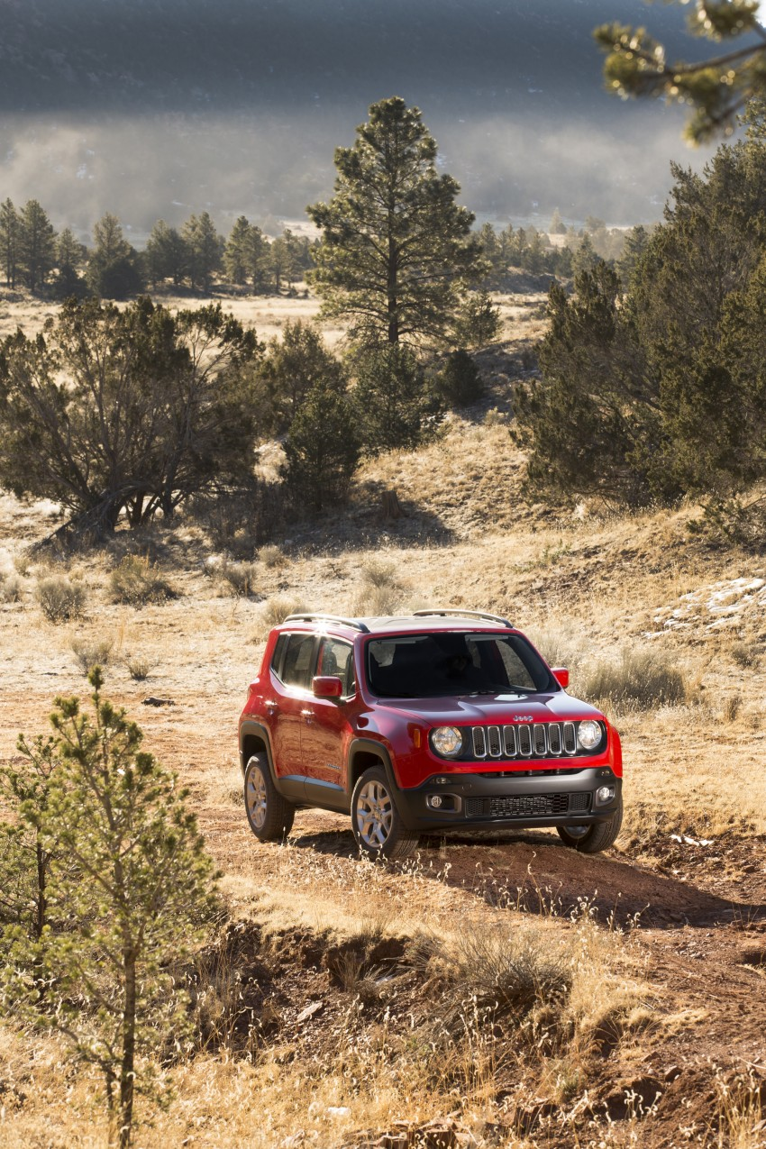 Jeep Renegade – like a Jeep, but not as we know it Image #233052