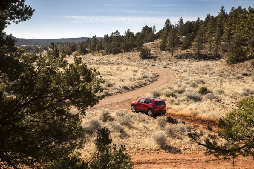 Jeep Renegade – like a Jeep, but not as we know it Image #233014