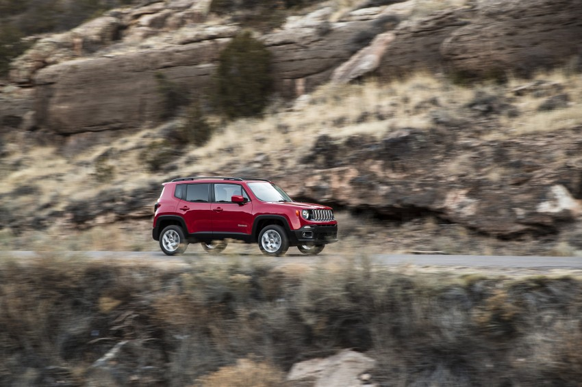 Jeep Renegade – like a Jeep, but not as we know it Image #233016