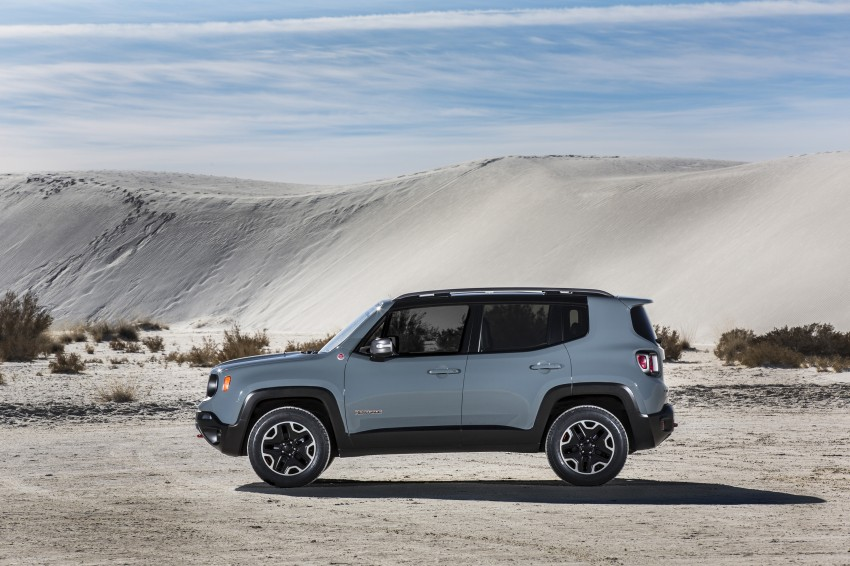 Jeep Renegade – like a Jeep, but not as we know it Image #233019