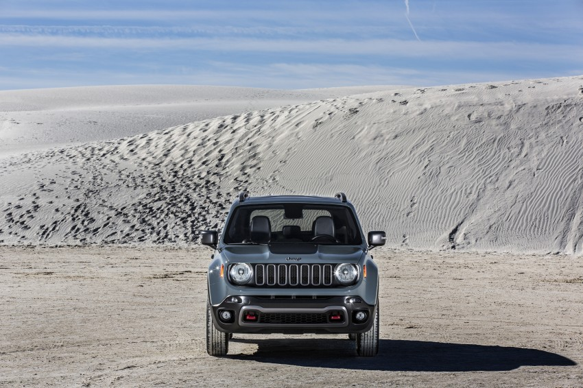 Jeep Renegade – like a Jeep, but not as we know it Image #233020