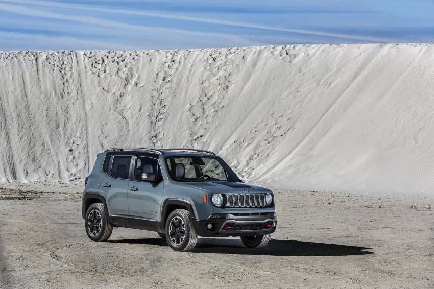 Jeep Renegade – like a Jeep, but not as we know it Image #233021