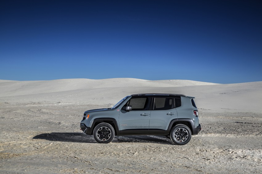 Jeep Renegade – like a Jeep, but not as we know it Image #233026