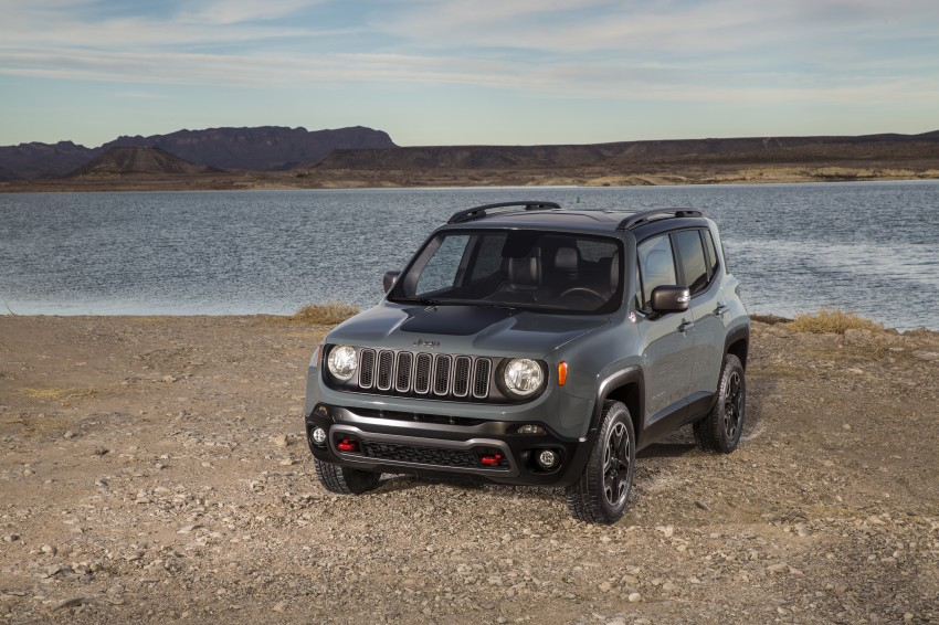 Jeep Renegade – like a Jeep, but not as we know it Image #233028