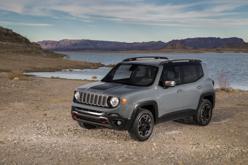 Jeep Renegade – like a Jeep, but not as we know it Image #233008
