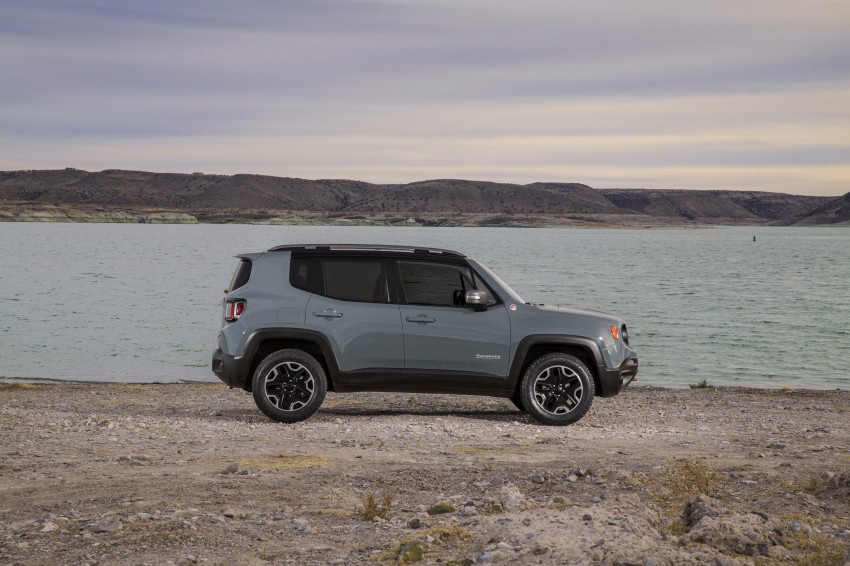 Jeep Renegade – like a Jeep, but not as we know it Image #233009