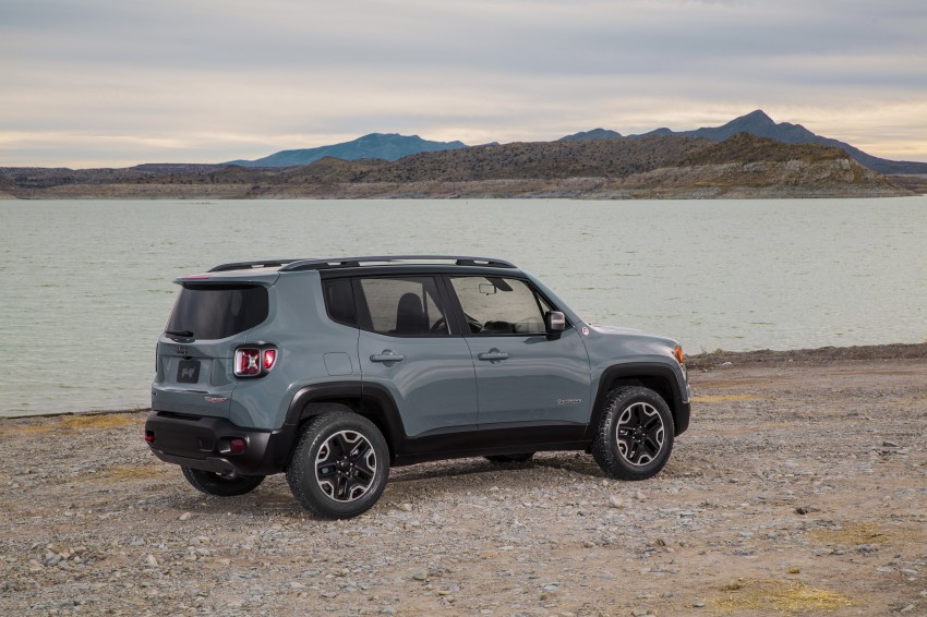 Jeep Renegade – like a Jeep, but not as we know it Image #233010