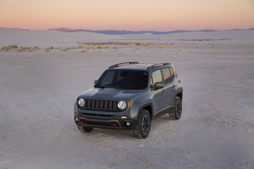 Jeep Renegade – like a Jeep, but not as we know it Image #233013
