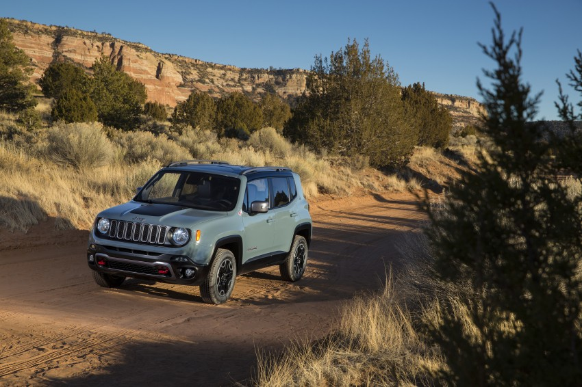 Jeep Renegade – like a Jeep, but not as we know it Image #232997