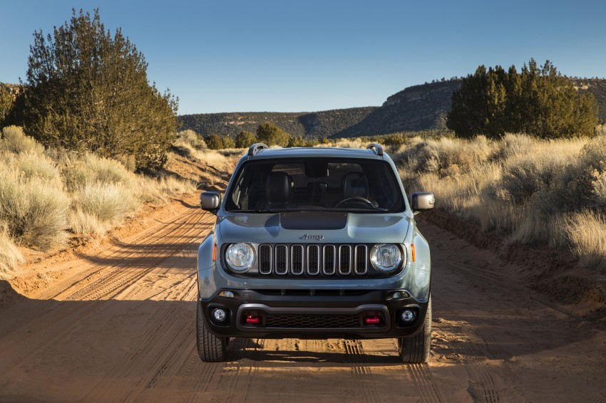 Jeep Renegade – like a Jeep, but not as we know it Image #232998