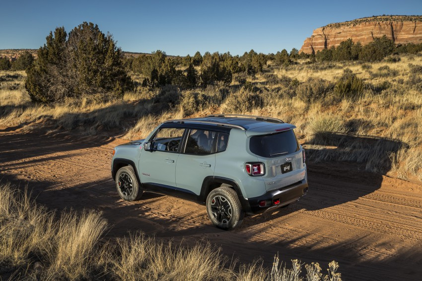 Jeep Renegade – like a Jeep, but not as we know it Image #232999