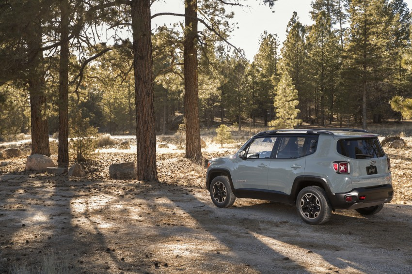 Jeep Renegade – like a Jeep, but not as we know it Image #233001