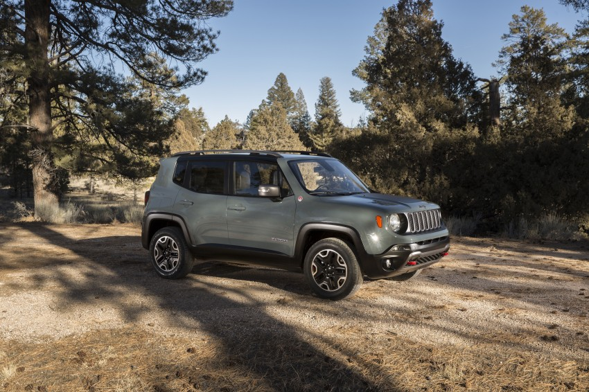 Jeep Renegade – like a Jeep, but not as we know it Image #233002