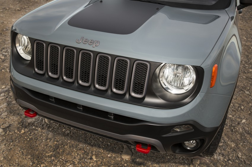 Jeep Renegade – like a Jeep, but not as we know it Image #233004