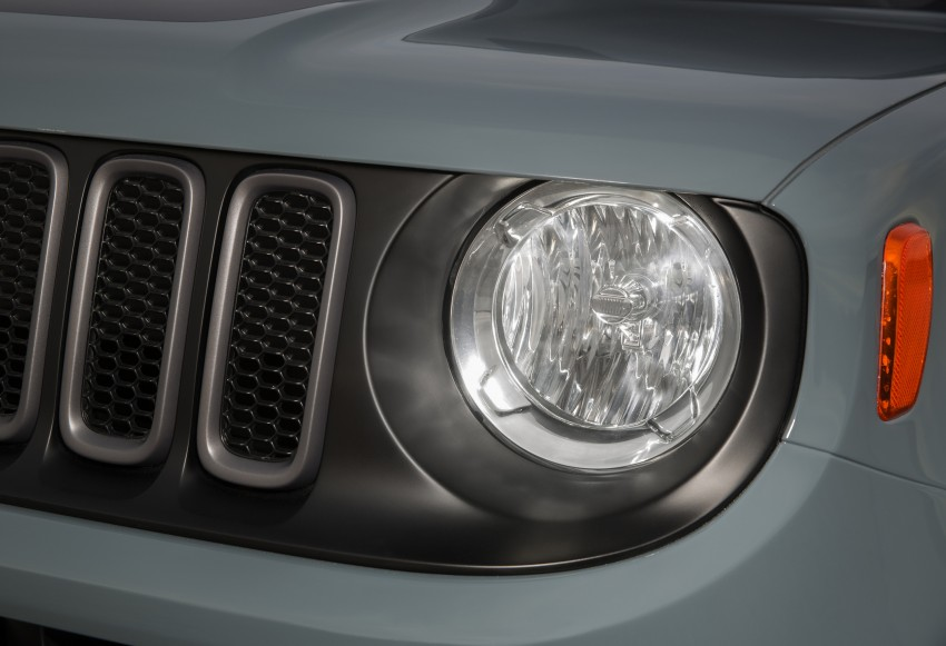 Jeep Renegade – like a Jeep, but not as we know it Image #233005