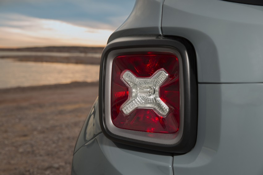 Jeep Renegade – like a Jeep, but not as we know it Image #233006