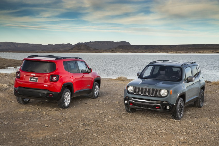 Jeep Renegade – like a Jeep, but not as we know it Image #233081