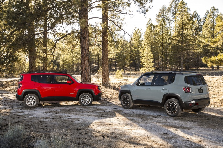 Jeep Renegade – like a Jeep, but not as we know it Image #233083