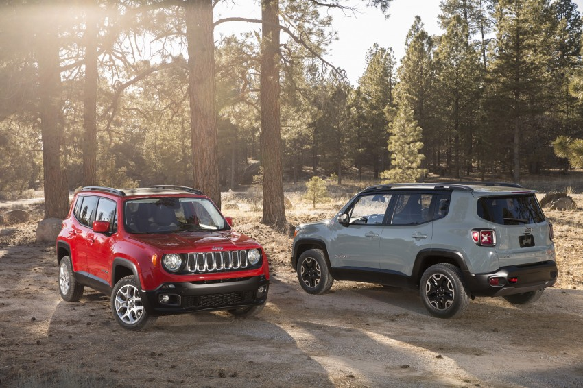 Jeep Renegade – like a Jeep, but not as we know it Image #233084