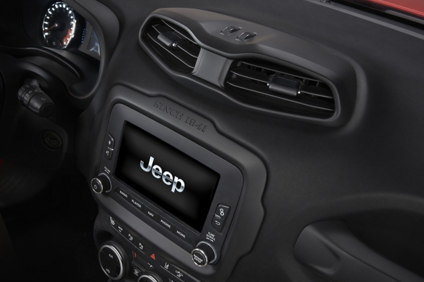 Jeep Renegade – like a Jeep, but not as we know it Image #233086