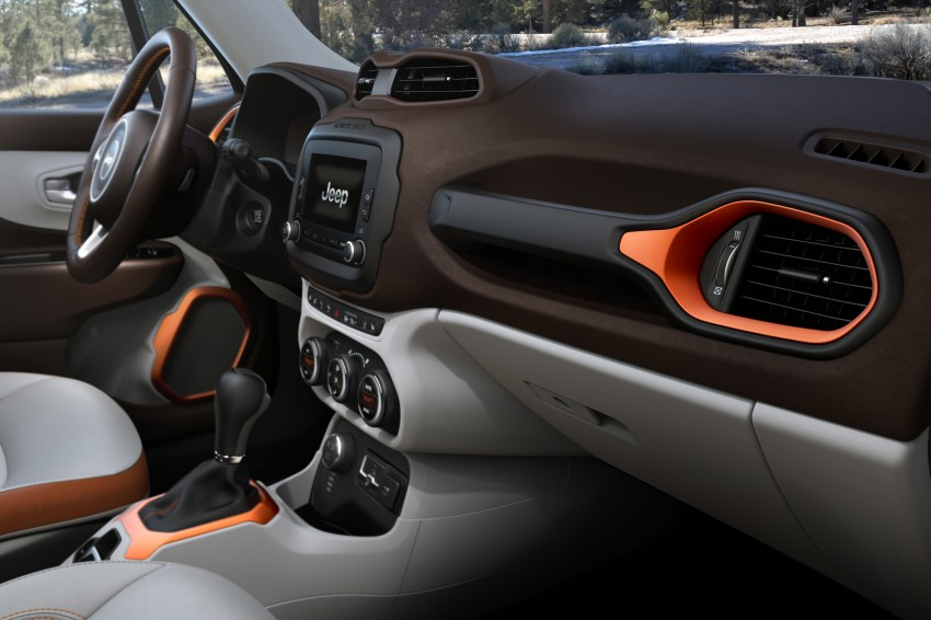 Jeep Renegade – like a Jeep, but not as we know it Image #233091