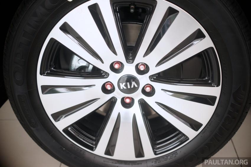 Kia Sportage facelift launched – Nu 2.0L, RM138,888 Image #234969
