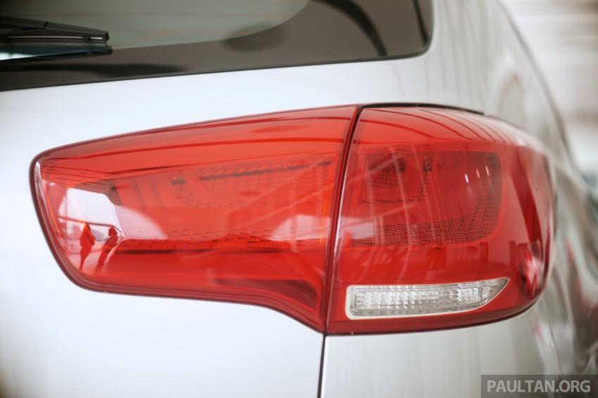 Kia Sportage facelift launched – Nu 2.0L, RM138,888 Image #234971