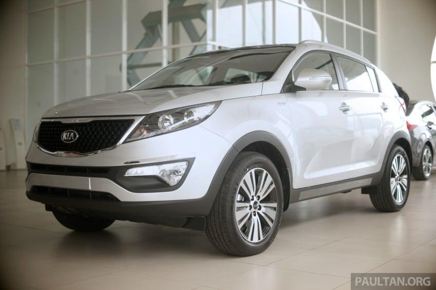 Kia Sportage facelift launched – Nu 2.0L, RM138,888 Image #234972