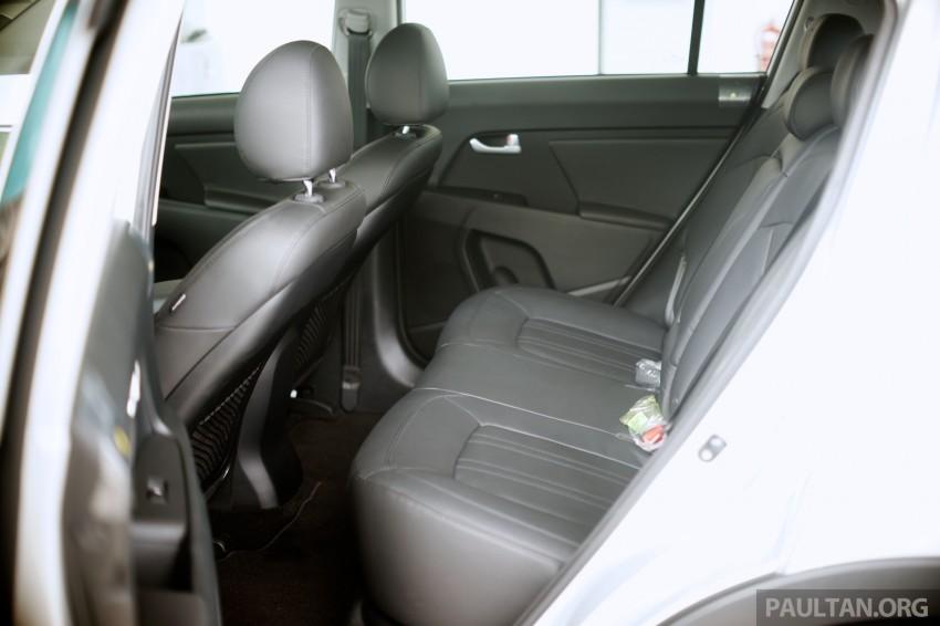 Kia Sportage facelift launched – Nu 2.0L, RM138,888 Image #234979